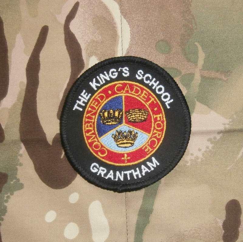 kings school badge