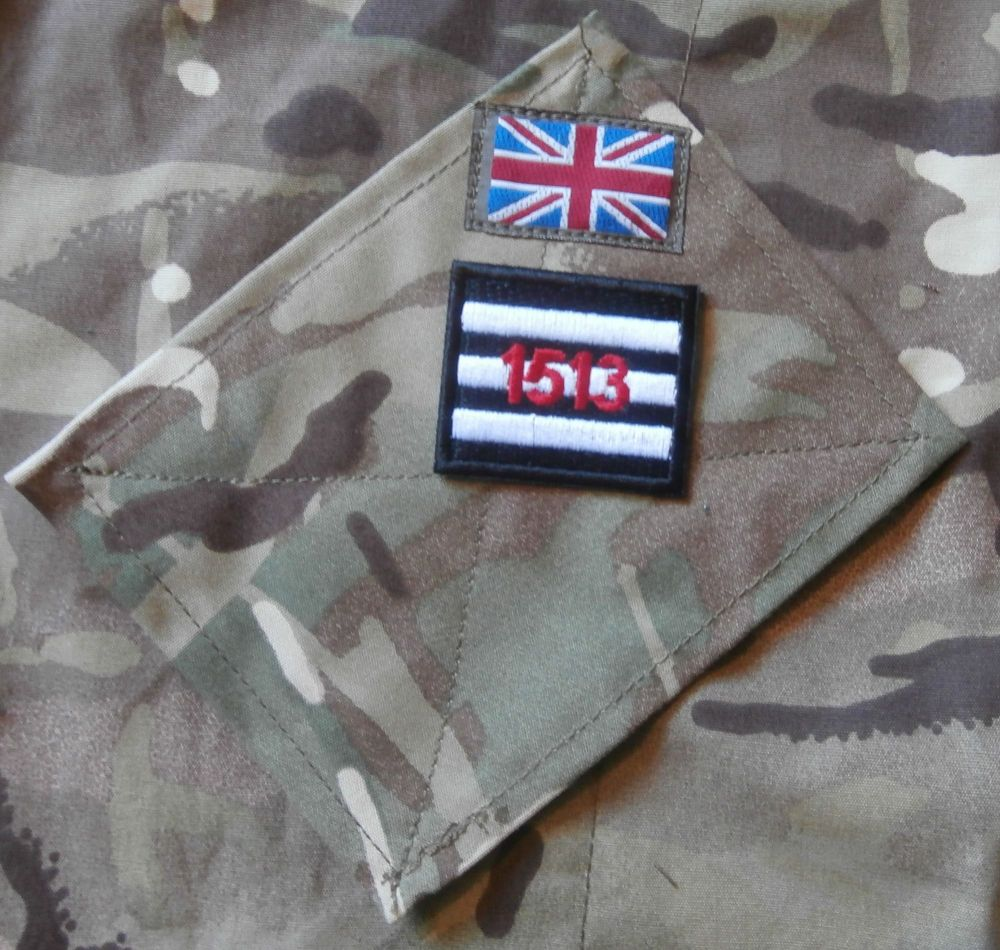 Nottingham High School CCF Badge