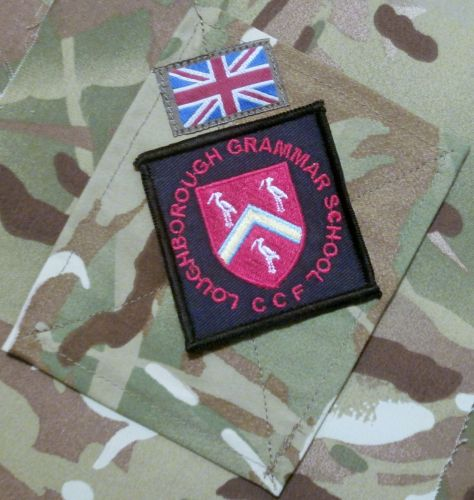 Loughborough Grammar School CCF Badge