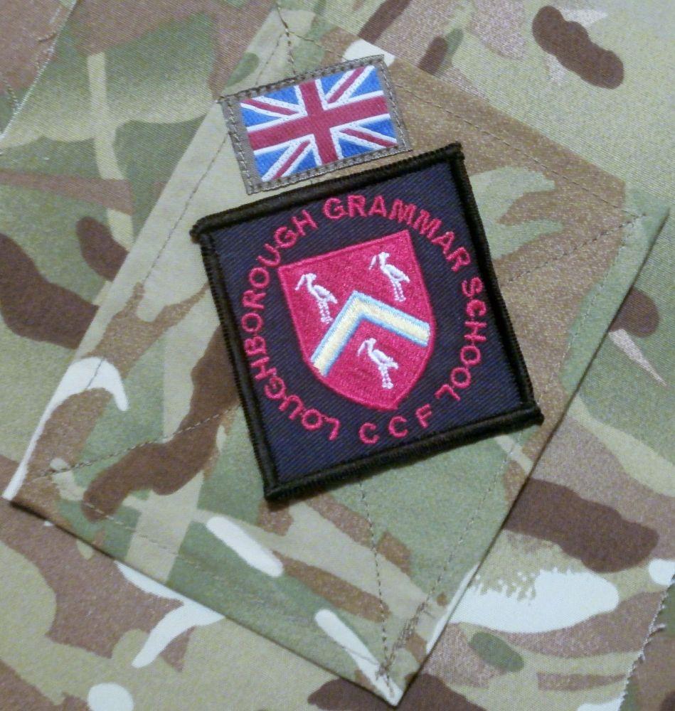 Loughborough Grammar School CCF Badge