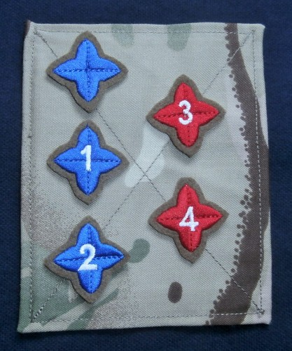ACF/CCF APC Qualification Badges