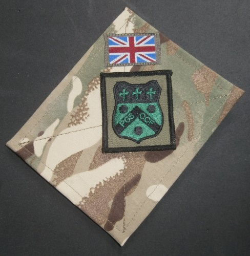 Pates Grammar School CCF Badges