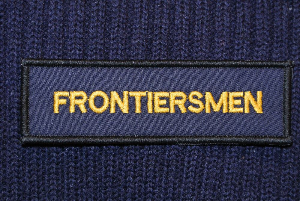 2 pk Name Tag Patches