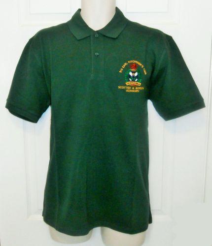 Heavyweight Cotton Polo Shirt