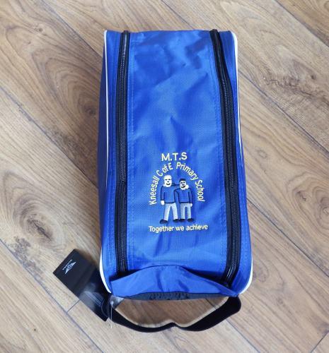 School Shoe Bag