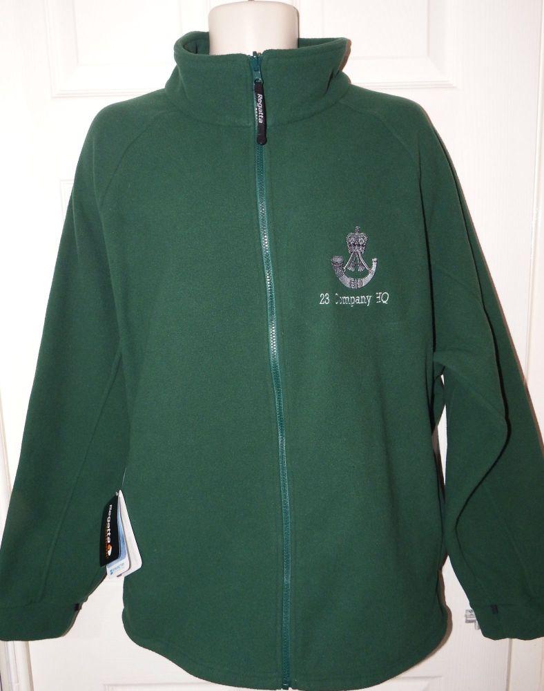 The RIFLES Fleece Jackets