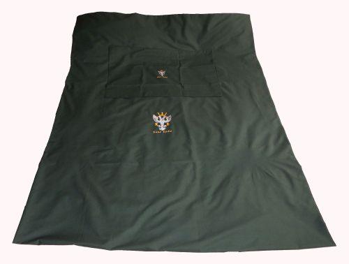 The Mercian Regiment Duvet Cover