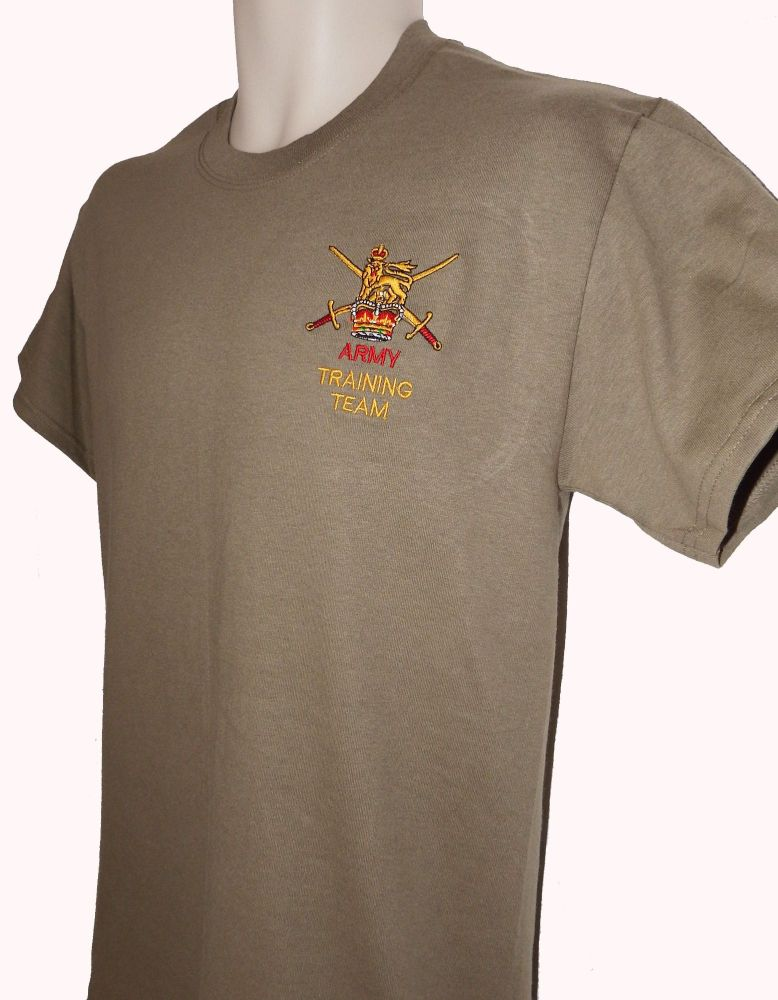 Brigade Cadet Training Support Team T-Shirts