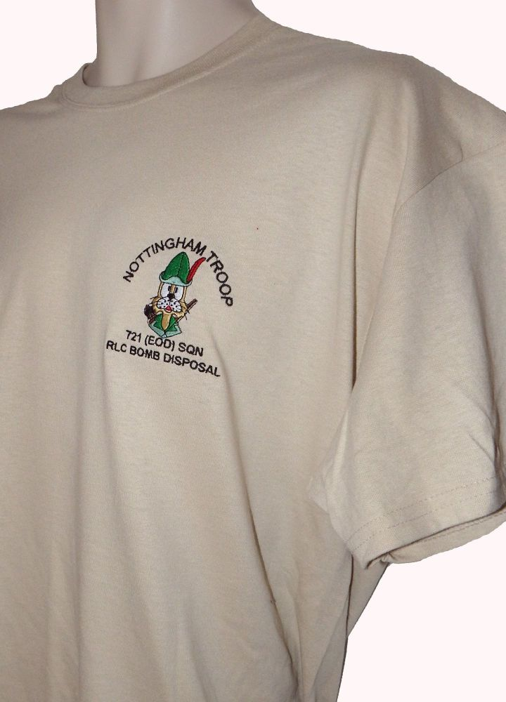 721 EOD Troop T Shirts