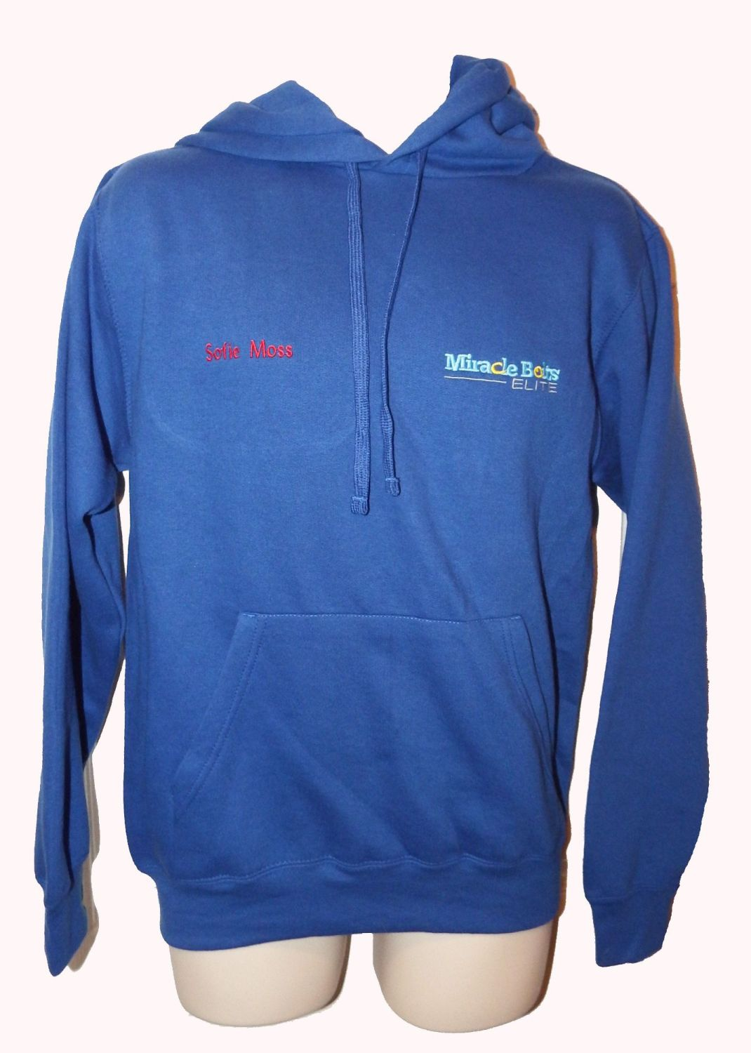 New Miracle Baits Hoody