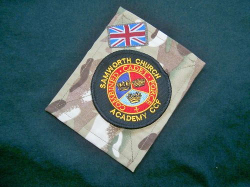 Samworth Church Academy CCF Badge