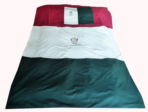 The Mercian Regiment Duvet Cover