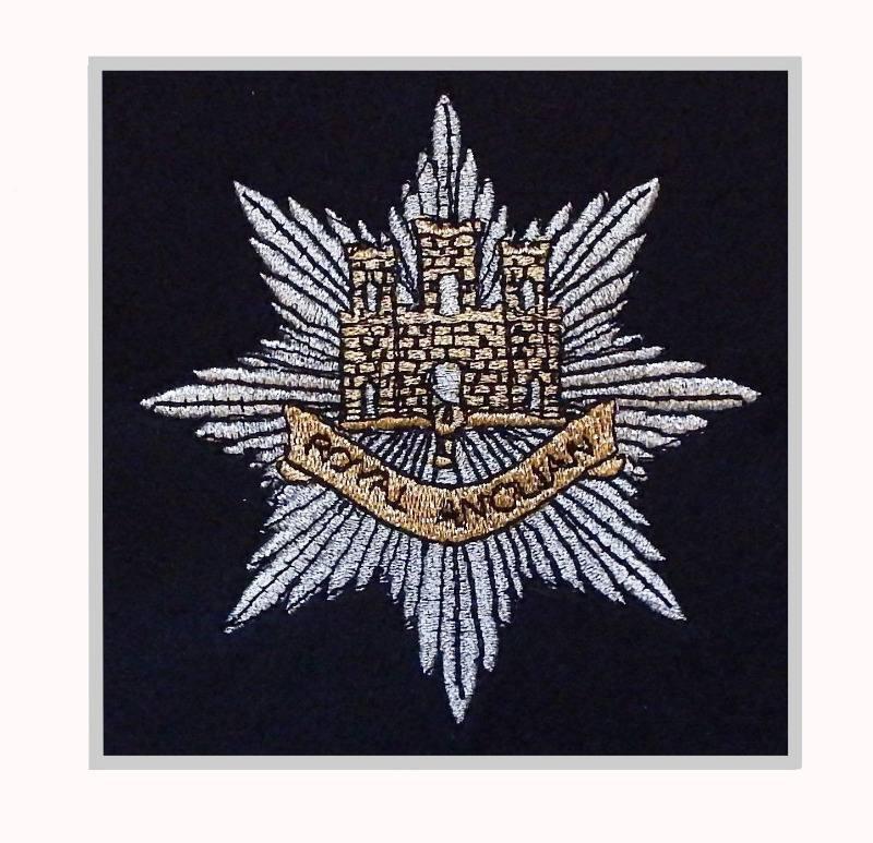rang blazer badge