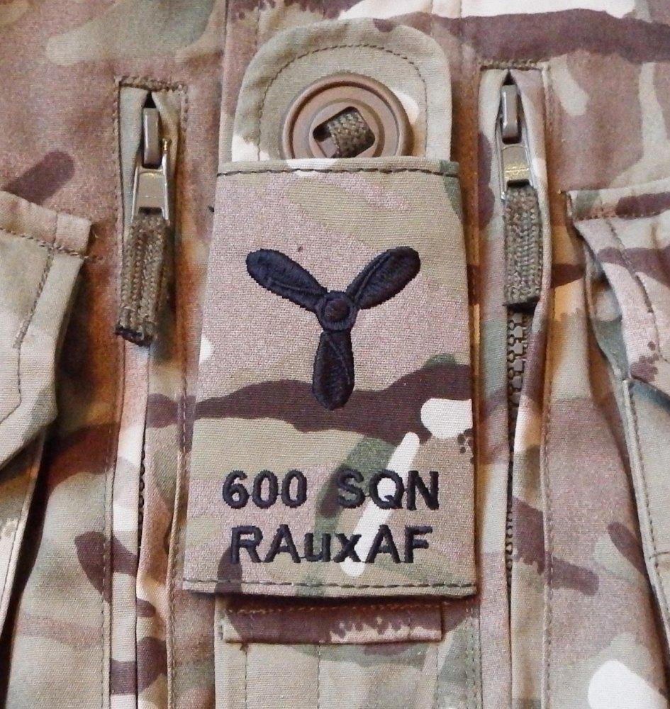 RAF Enlisted & CFAV Rank Slides