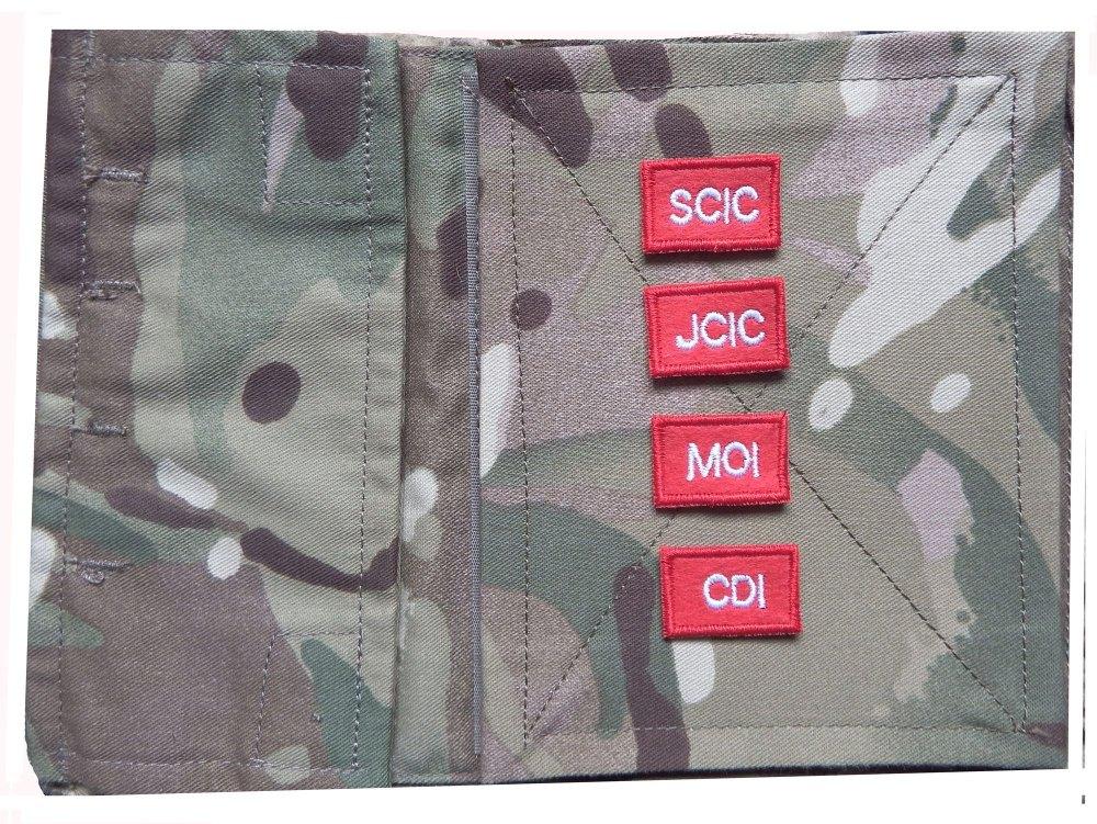 ACF/CCF Qualification Badges