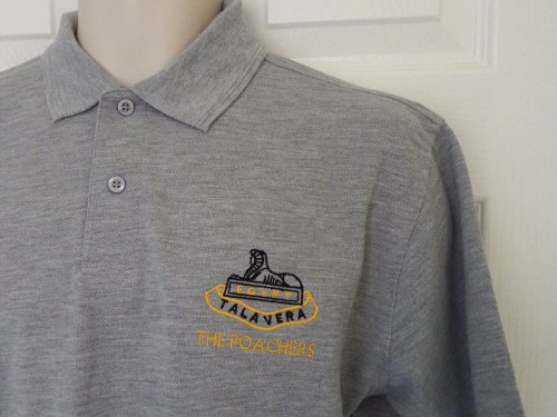 New Design Poachers Polo Shirt