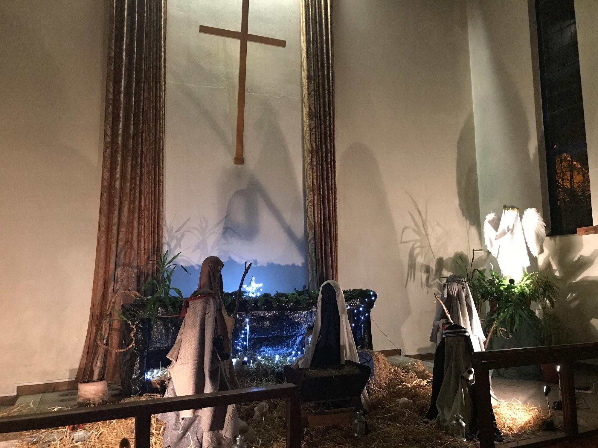 The Christmas Crib 2018