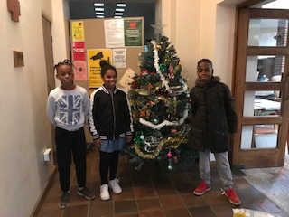 christmas tree - 25.11.18