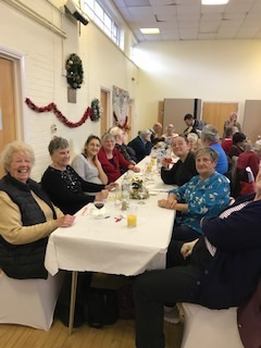 Christmas Bingo Group