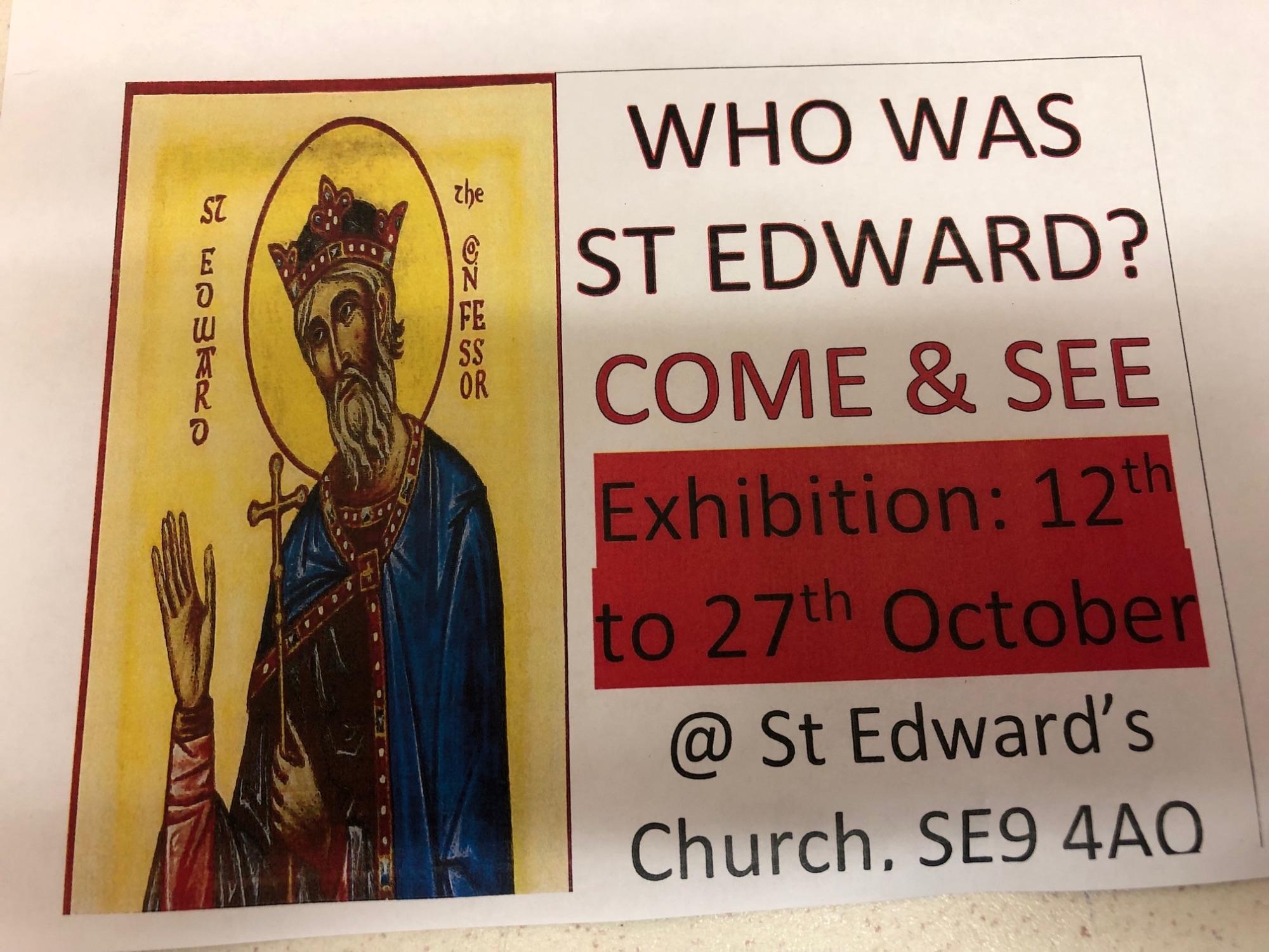 Photo St Ed exhibition