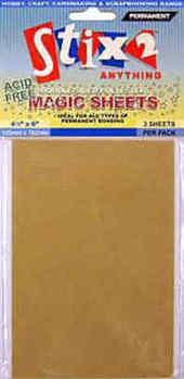 Stix 2 Ultra Clear Sticky Sheets
