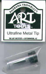 Ultrafine  Metal Tip