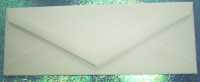 Envelopes - Slim - White