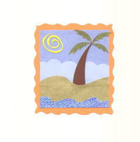 Light Arted Designs Card Kit - Tropical Beach