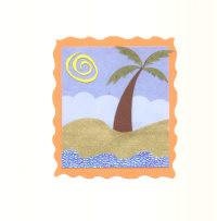 Light Arted Designs Card Kit - Tropical Beach