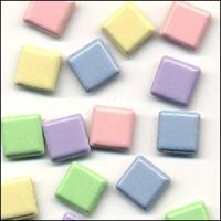 Brads - Square - Soft Pastels