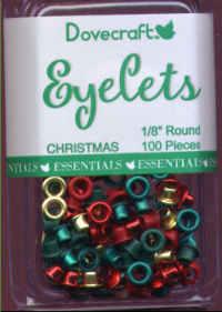 Dovecraft Eyelets