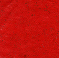 Angel Hair Tissue Paper - Red/Silver Metallic