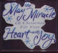 Inkadinkado Acrylic Stamp - Miracle of Christmas