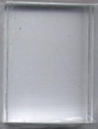 Acrylic Block - Small