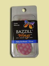 Bazzill Basics Polka Dot Brads