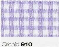 Berisfords Gingham Ribbon - Orchid