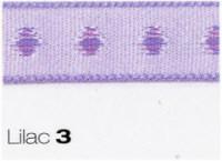 Berisfords Ribbon - Iridescent Spot - Lilac