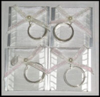 Crafts Too Adhesive Card Accessories - Wedding Rings