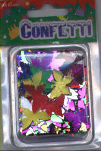 Confetti - Butterflies - Mixed