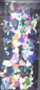 Confetti Glitter - Hearts