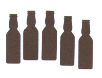 Light Arted Designs - Beer Bottles