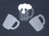 Light Arted Designs - Beer Mugs