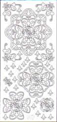 Peel Off Stickers - 3D Peel offs - Medallions 1