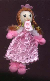 Mini Doll - Pink
