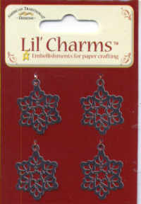 Lil' Charms - Snowflakes