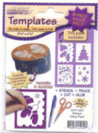 American Traditional Templates - Winter Value Pack