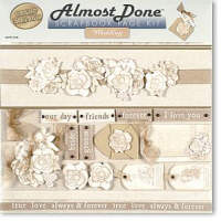 Hot Off The Press - Almost Done Scrapbook Page Kit