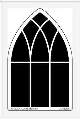 Dreamweaver - Arch Window