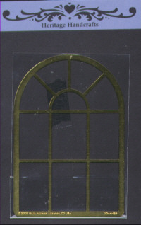 Heritage Hancrafts - Arched Window