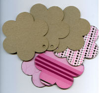 BAY6 - Chipboard Mini Tag Book